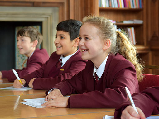 UK Independent School Tour and Taster Day Programme